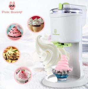 Types of Homemade Ice Cream Machines