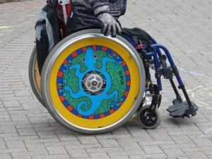 Disability and Toileting Solutions by a Special Needs teacher - Wheelchair